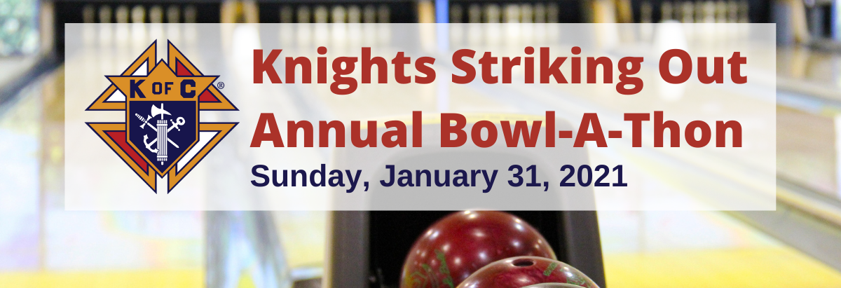 Knights Striking Out 26th Annual Bowl-a-thon